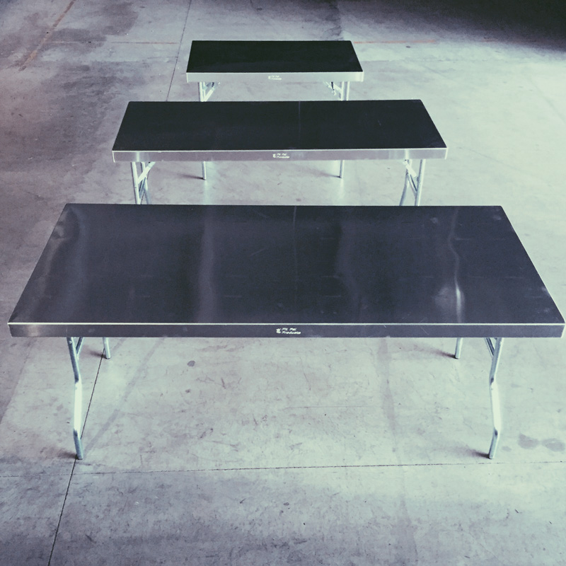 PIT PAL ALUMINIUM WORK TABLE (M)