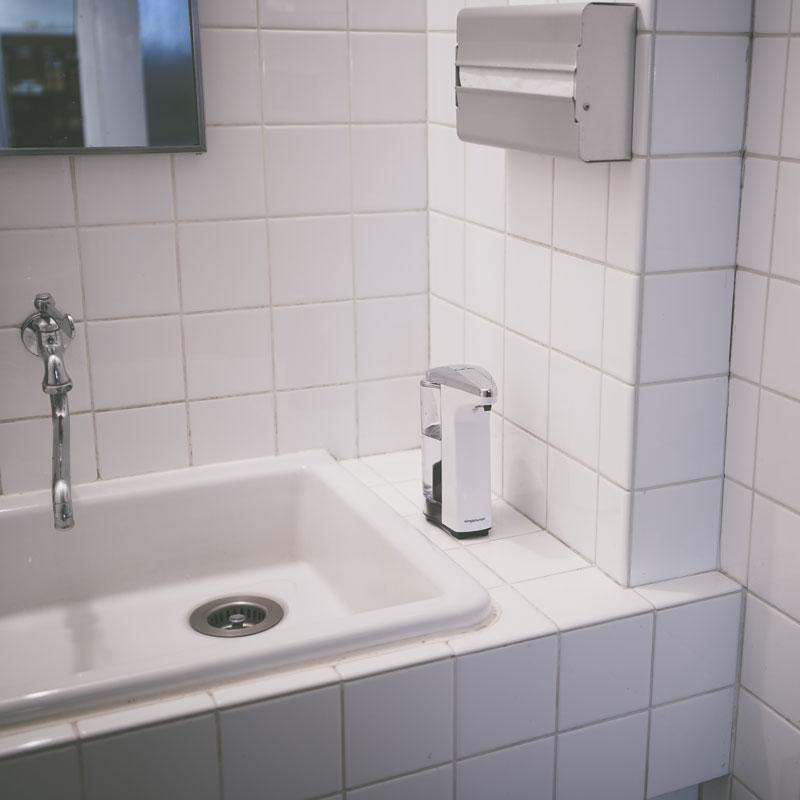 SENSOR PUMP SOAP DISPENSOR 237ml