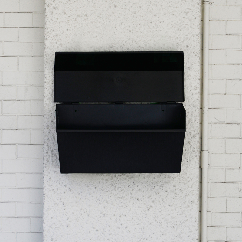 WALL MOUNTED MAIL BOX