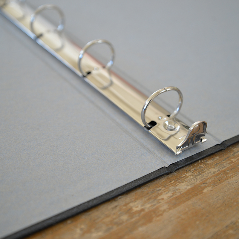 P.F.S. DOCUMENT BINDER - 4RING