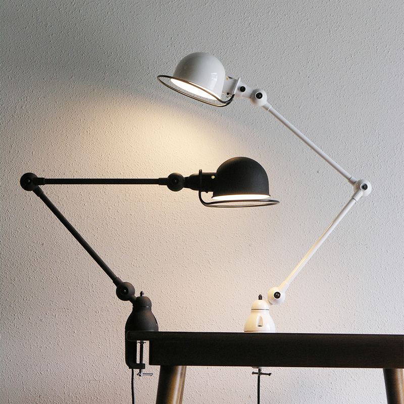 JIELDE 4040 DESK LAMP -CLAMP