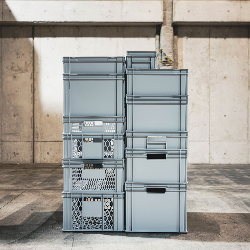 ALUTEC UNIVERSAL MESH BOX - (L)  49LTR