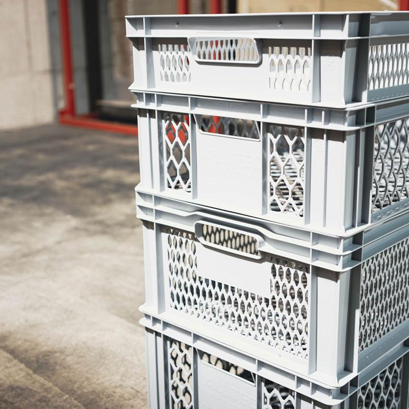 ALUTEC UNIVERSAL MESH BOX - (L) 33LTR