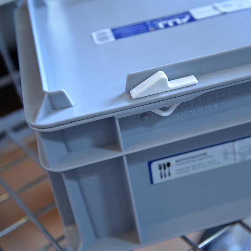 ALUTEC BOX - LID