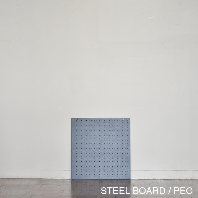 HALF STEEL BOARD/ WOOD BOARD