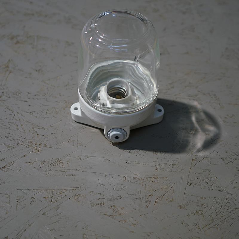 THPG Lindner PORCELAIN LAMP CEILING / CLEAR