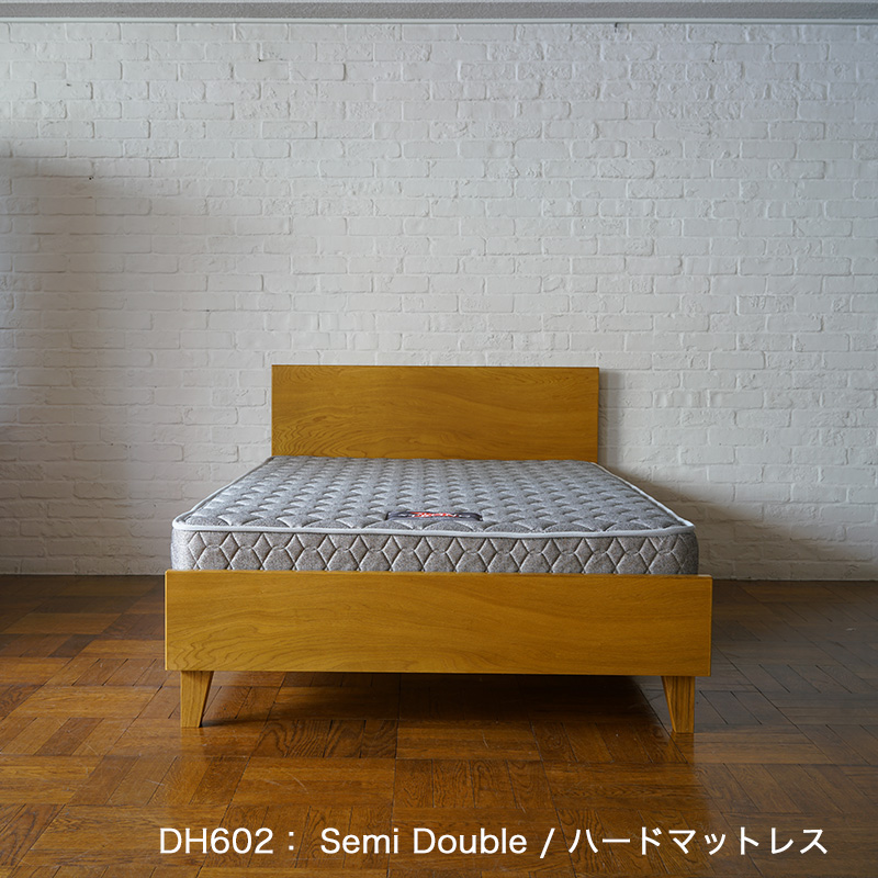 DH BED semi double