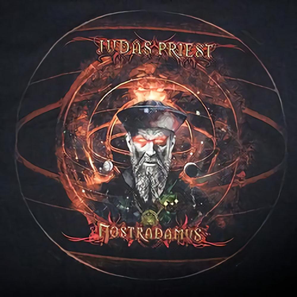 JUDAS PRIEST ジューダスプリースト -  NOSTRADAMUS / Tシャツ / メンズ 【公式 / オフィシャル】