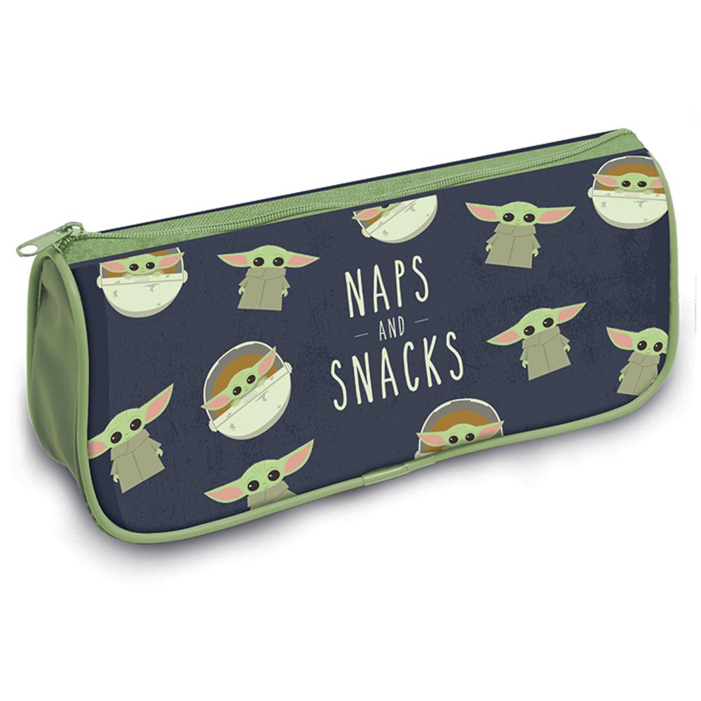 THE MANDALORIAN スターウォーズ - Naps and Snacks / ペンケース / 文房具 【公式 / オフィシャル】