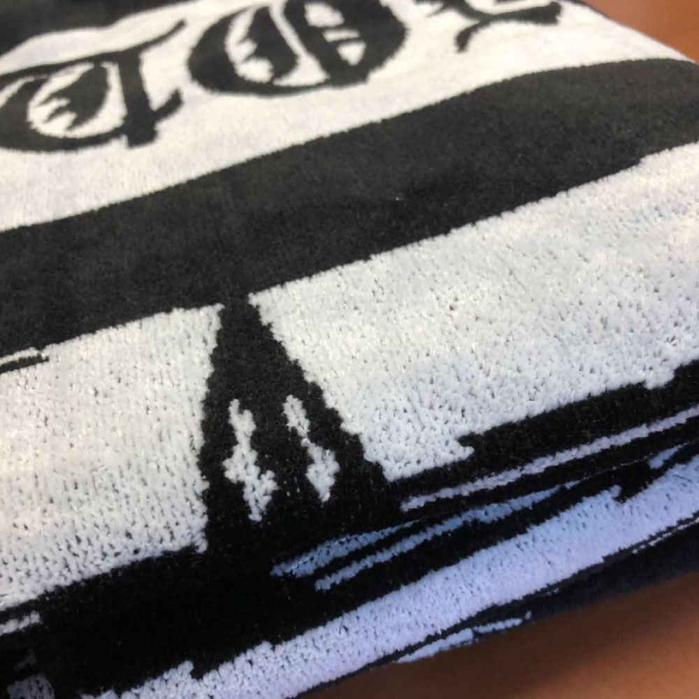 DEFTONES デフトーンズ - Beach Towel / タオル 【公式 / オフィシャル】
