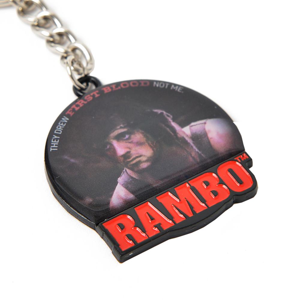 RAMBO ランボー - Limited Edition Keyring / 世界限定9995個 / キーホルダー 【公式 / オフィシャル】