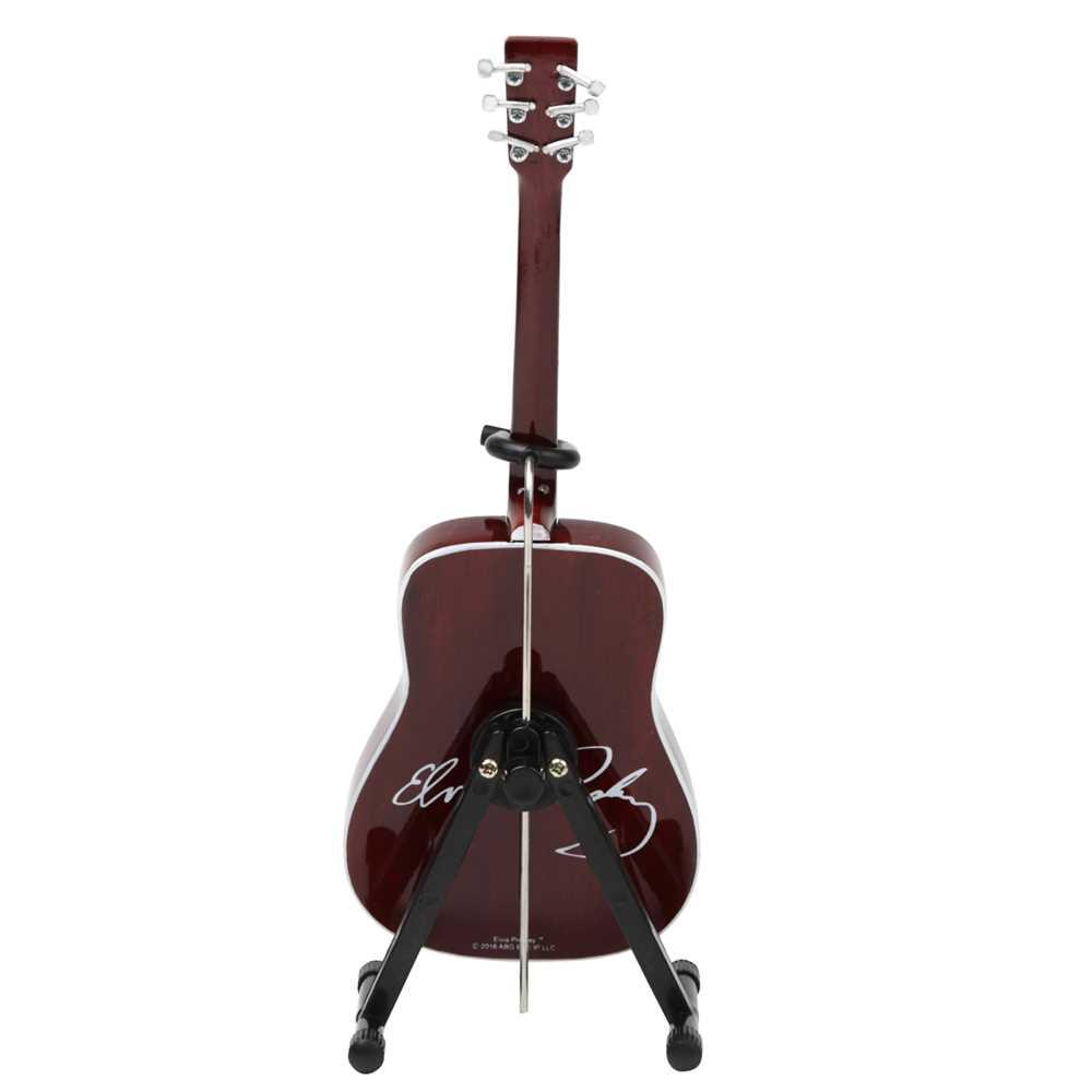 ELVIS PRESLEY エルヴィスプレスリー (RCAデビュー65周年記念 ) - ELVIS 55 Tribute Acoustic / ミニチュア楽器 【公式 / オフィシャル】