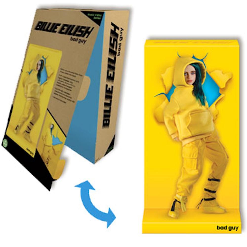 BILLIE EILISH ビリーアイリッシュ - Bad Guy 10 1/2-Inch Fashion Doll / フィギュア・人形 【公式 / オフィシャル】