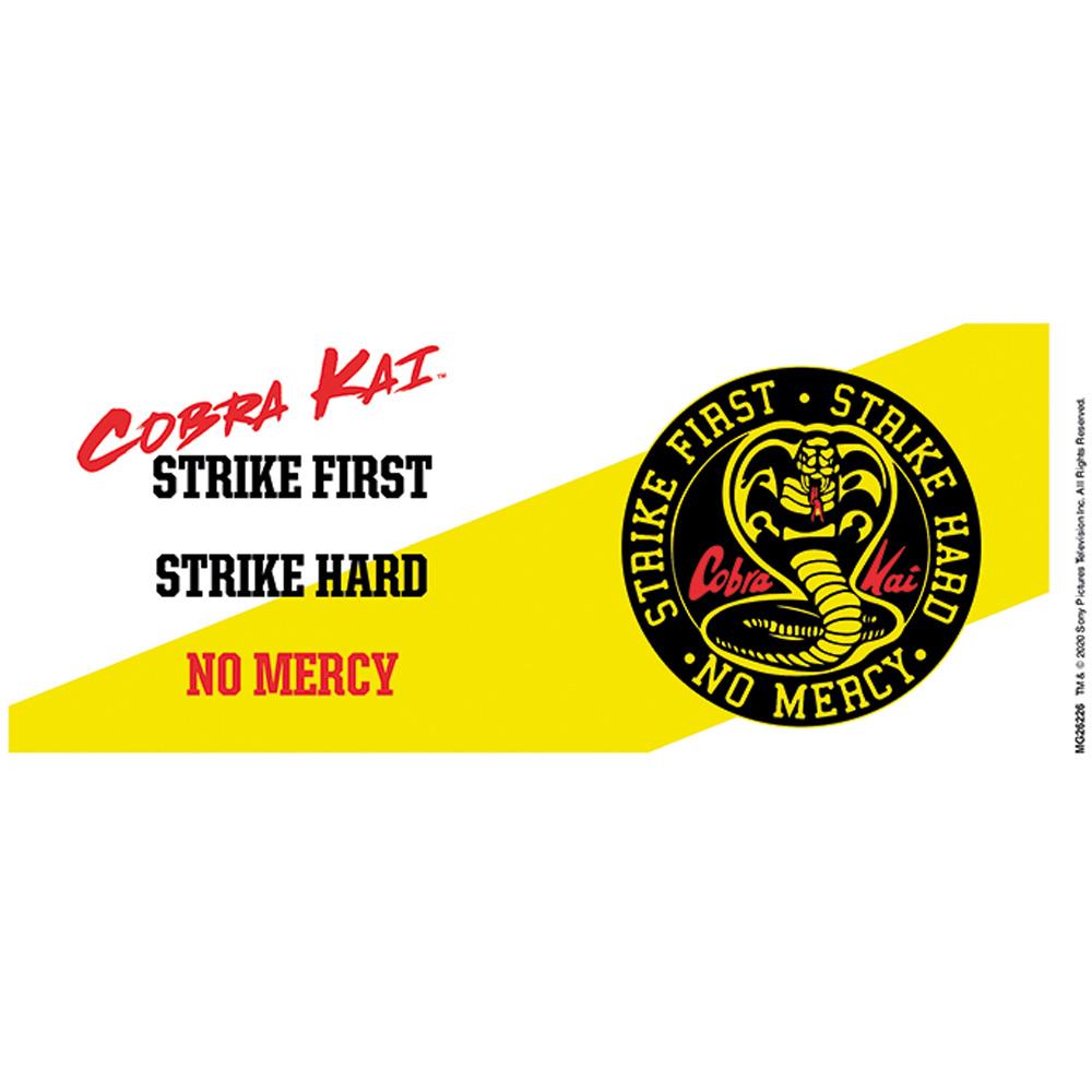 COBRA KAI コブラ会 (シーズン3放送開始 ) - No Mercy / マグカップ 【公式 / オフィシャル】