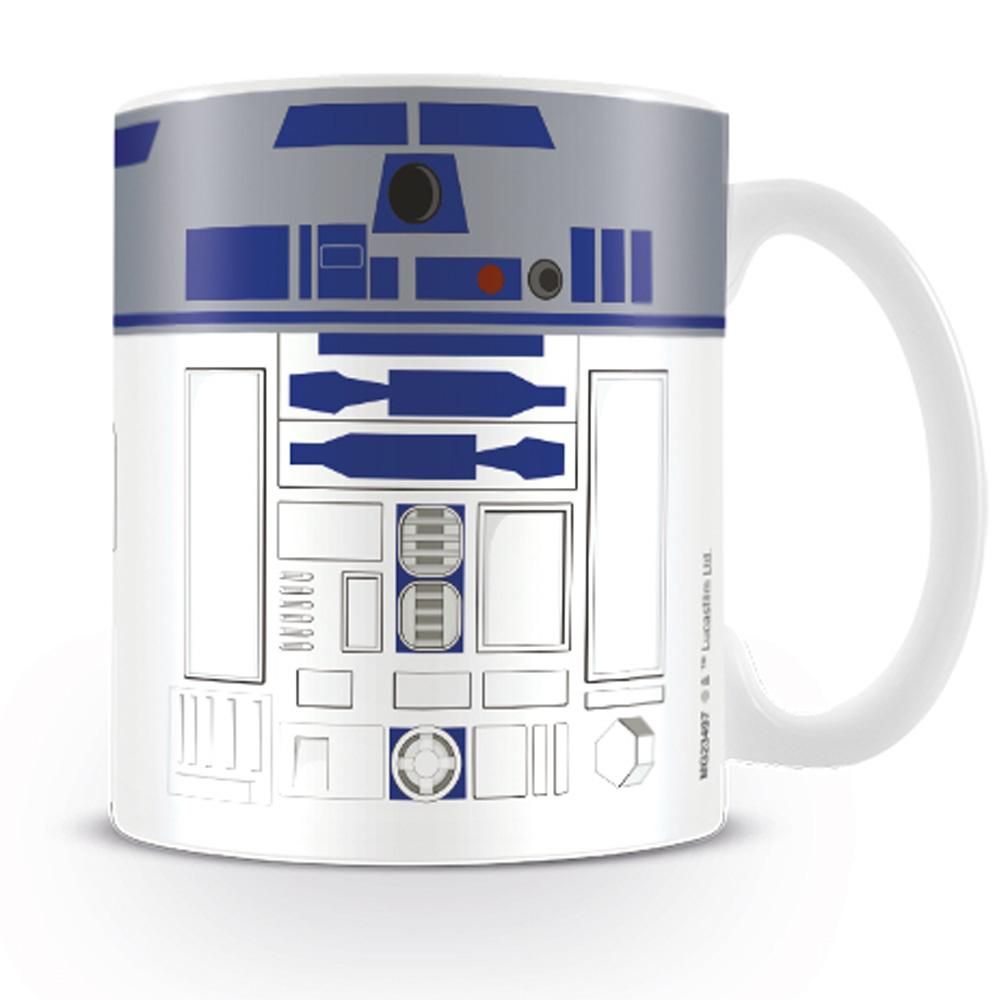 STAR WARS スターウォーズ - R2-D2 / マグカップ 【公式 / オフィシャル】