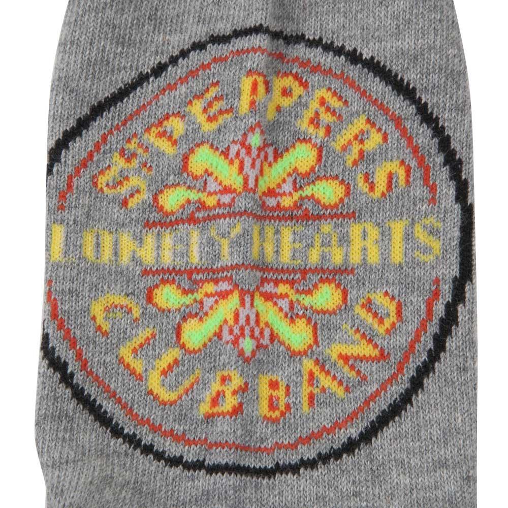 BEATLES ビートルズ (来日55周年記念 ) - SGT PEPPER / ソックス / メンズ 【公式 / オフィシャル】