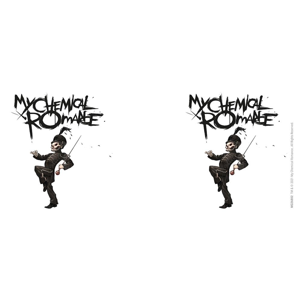 MY CHEMICAL ROMANCE マイケミカルロマンス (結成20周年 ) - The Black Parade / マグカップ 【公式 / オフィシャル】