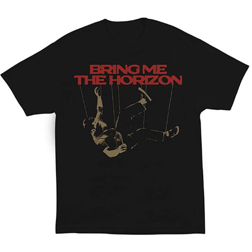 BRING ME THE HORIZON ブリングミーザホライズン - Wipe The System / バックプリントあり / Tシャツ / メンズ 【公式 / オフィシャル】