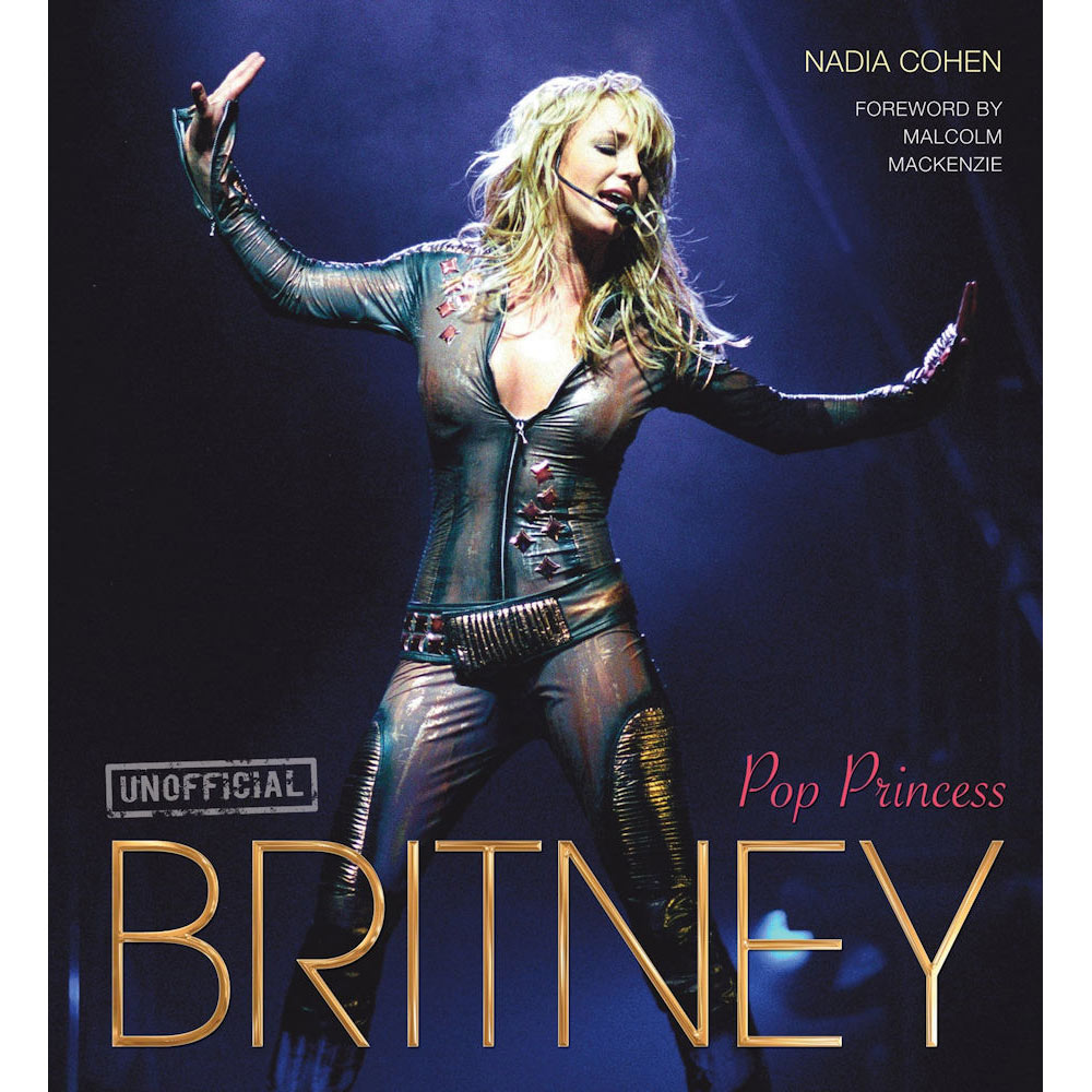 BRITNEY SPEARS ブリトニースピアーズ - Pop Princess(ハードカバー) / 写真集