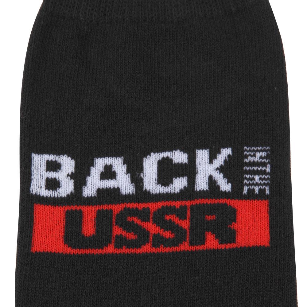 BEATLES ビートルズ (来日55周年記念 ) - BACK IN THE USSR / ソックス / メンズ 【公式 / オフィシャル】