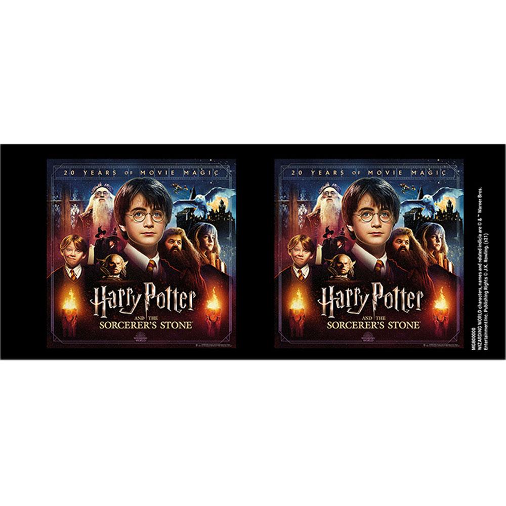 HARRY POTTER ハリーポッター (映画公開20周年 ) - Black(映画公開20周年) / マグカップ 【公式 / オフィシャル】