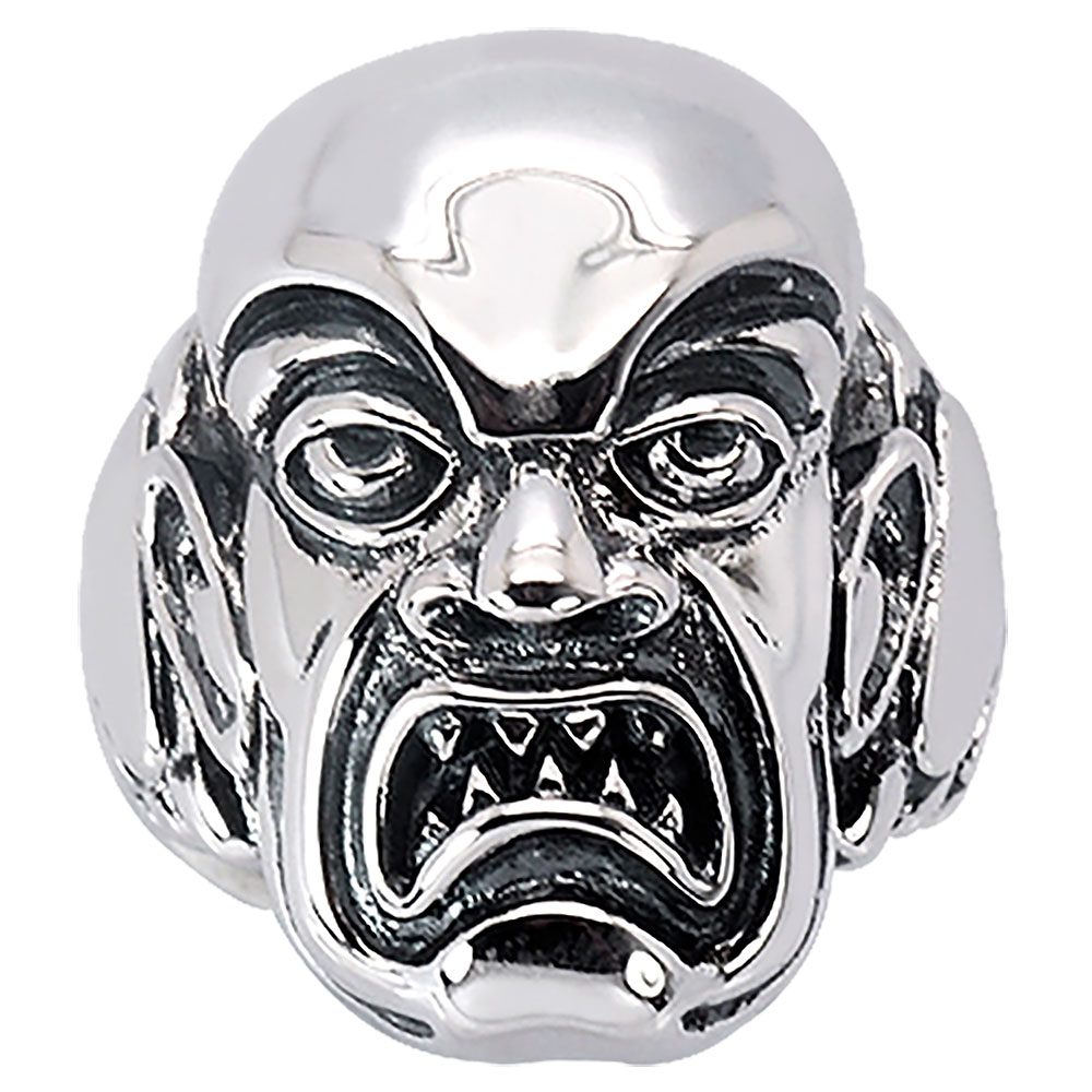 ROB ZOMBIE ロブゾンビ - PHANTOM CREEP STERLING SILVER RING / 指輪(リング) / メンズ 【公式 / オフィシャル】