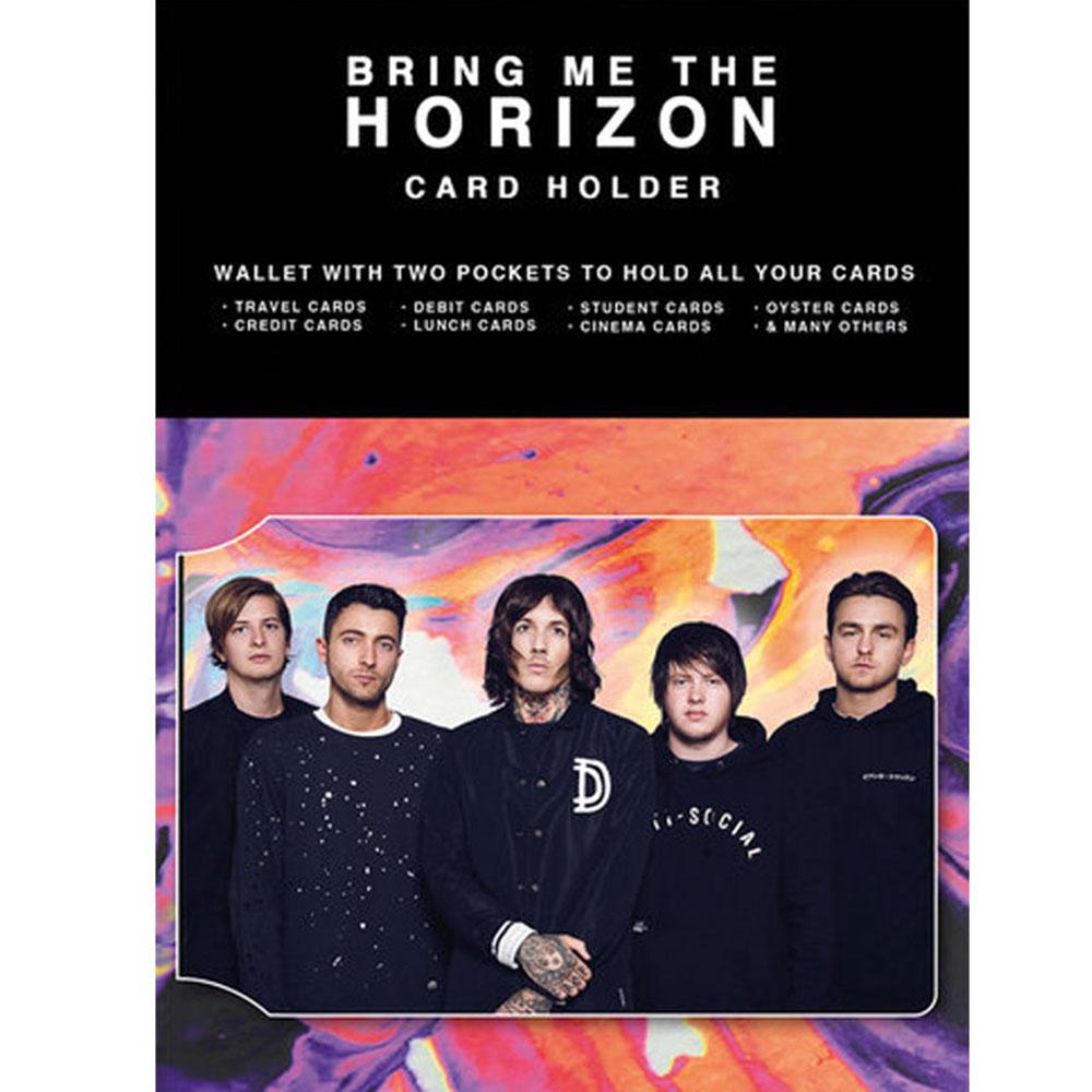 BRING ME THE HORIZON ブリングミーザホライズン - カードホルダー / 財布 【公式 / オフィシャル】