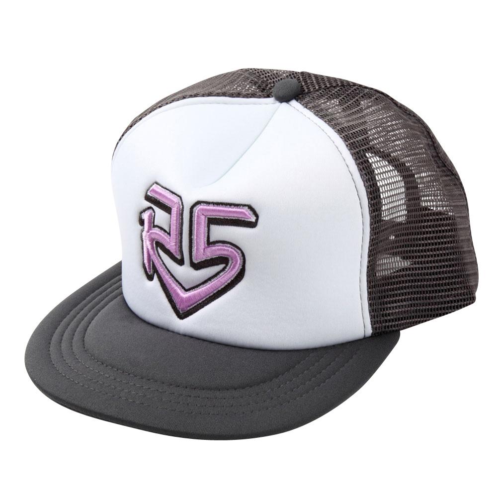 R5 アールファイブ - Purple Logo Flatbill / キャップ / メンズ 【公式 / オフィシャル】