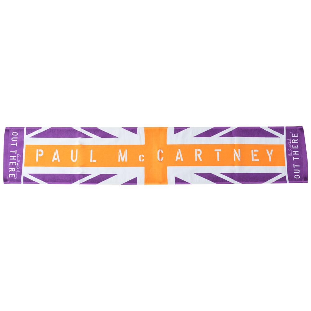 PAUL MCCARTNEY ポールマッカートニー (ウイングス・デビュー50周年 ) - FLAG / マフラータオル / タオル 【公式 / オフィシャル】