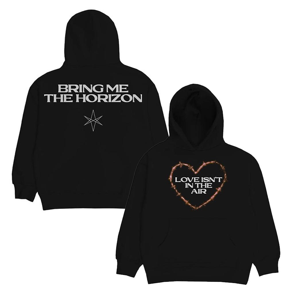 BRING ME THE HORIZON ブリングミーザホライズン - Love / バックプリントあり / スウェット・パーカー / メンズ 【公式 / オフィシャル】