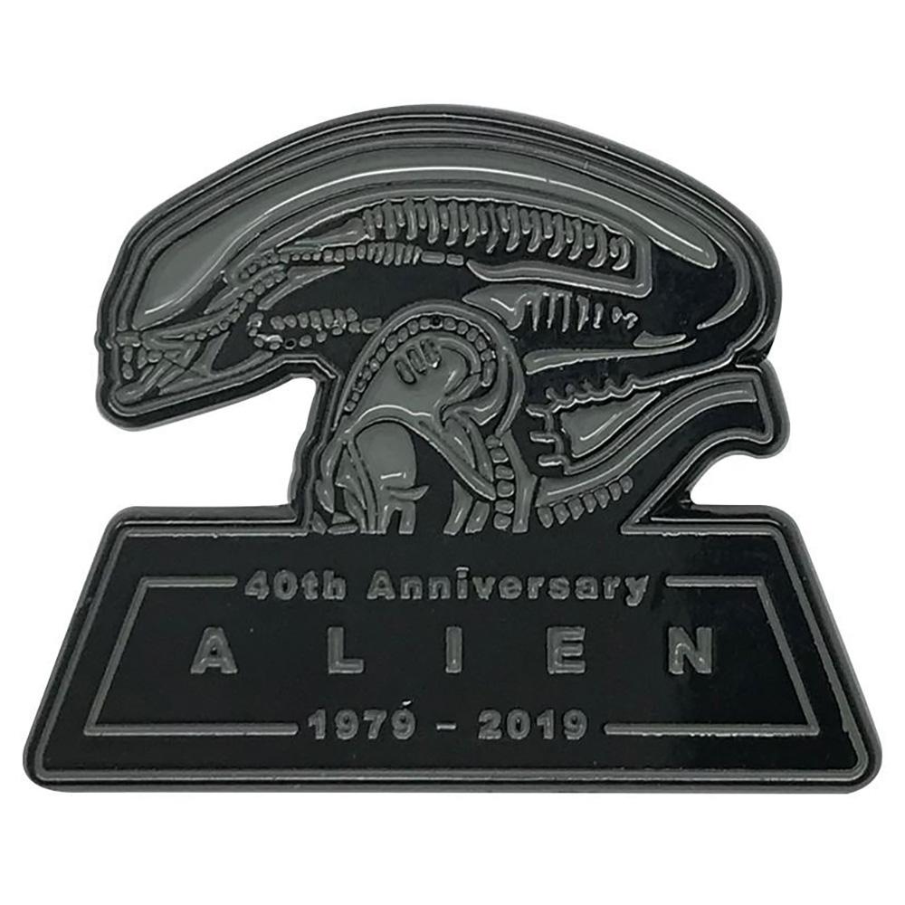 ALIEN エイリアン - 40th anniversary Pin Badge / 世界限定9,995個 / バッジ 【公式 / オフィシャル】