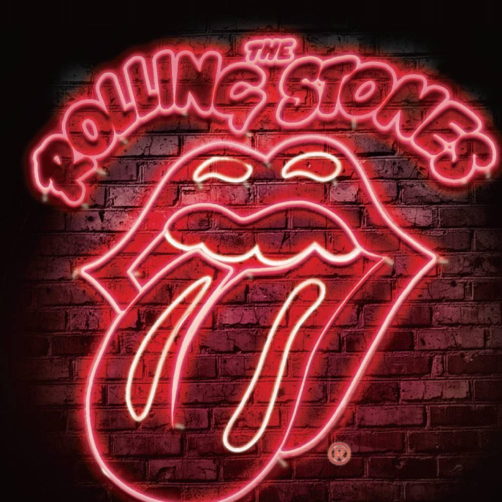 ROLLING STONES ローリングストーンズ (映画『GIMME SHELTER』公開50周年 ) - NEON SIGN / Amplified( ブランド ) / スウェット・パーカー / メンズ 【公式 / オフィシャル】