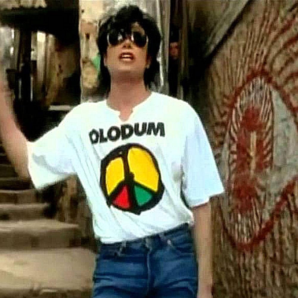 MICHAEL JACKSON マイケルジャクソン - OLODUM / Tシャツ / メンズ