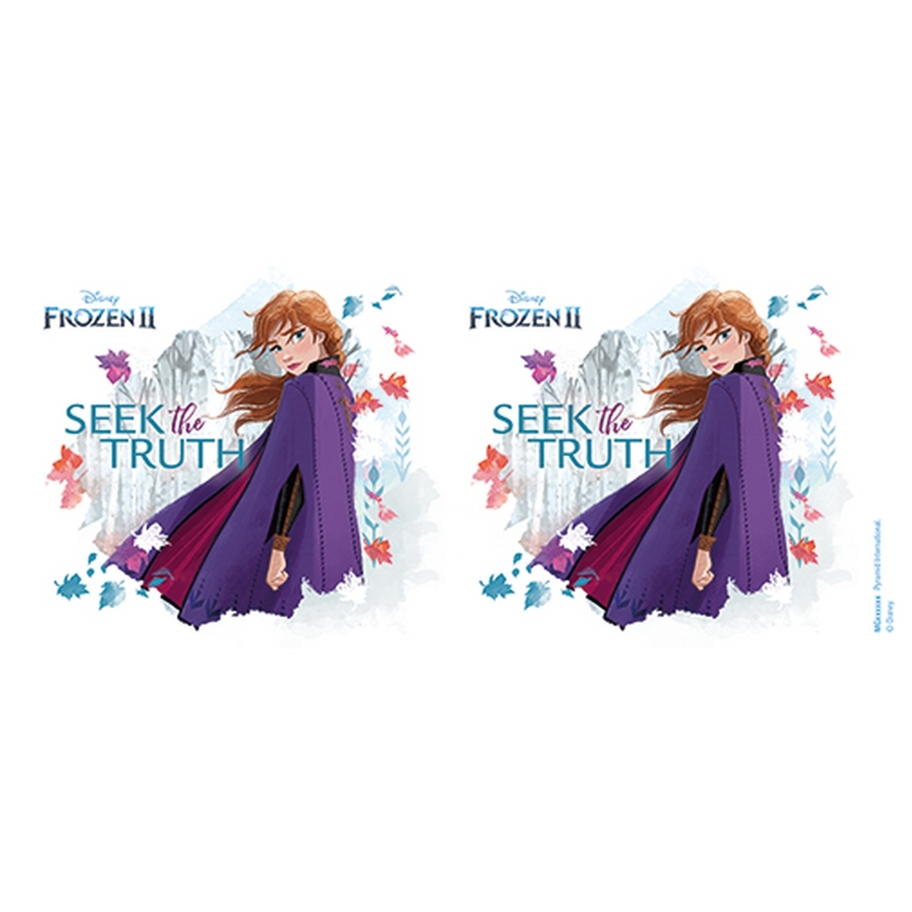 FROZEN 2 アナと雪の女王 - Seek The Truth / マグカップ 【公式 / オフィシャル】