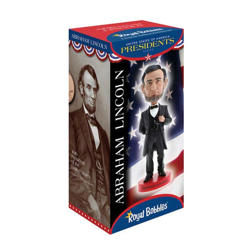 ABRAHAM LINCOLN リンカーン - V2 Bobblehead / フィギュア・人形 【公式 / オフィシャル】