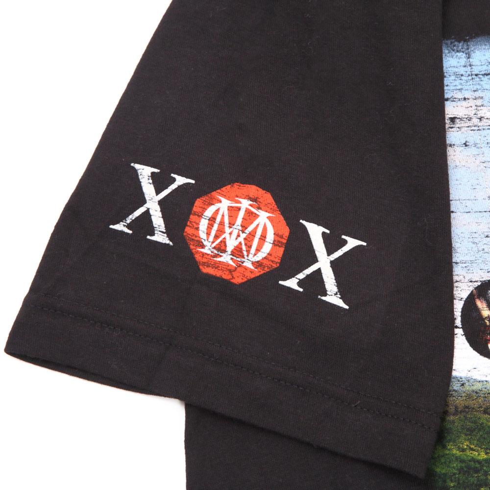 DREAM THEATER ドリームシアター - VINTAGE 20TH ANNIVERSARY RADIO CITY MUSIC HALL EVENT / バックプリントあり / Tシャツ / メンズ 【公式 / オフィシャル】