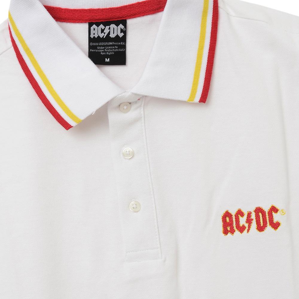 AC/DC エーシーディーシー (新譜パワーアップ発売記念 ) - 【限定】Classic Logo / シャツ(襟付き) / メンズ 【公式 / オフィシャル】