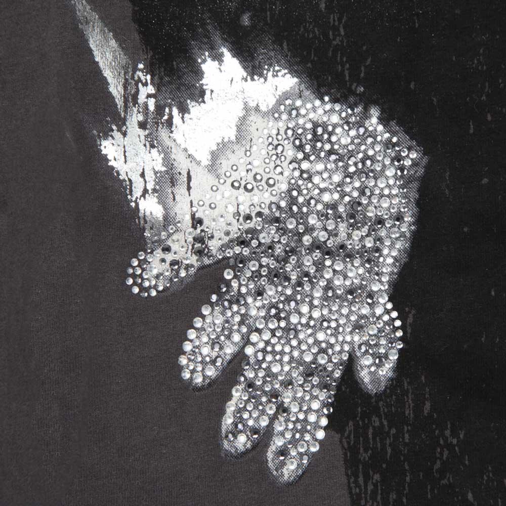 MICHAEL JACKSON マイケルジャクソン - FLARE DIAMANTE / Amplified( ブランド ) / Tシャツ / レディース 【公式 / オフィシャル】