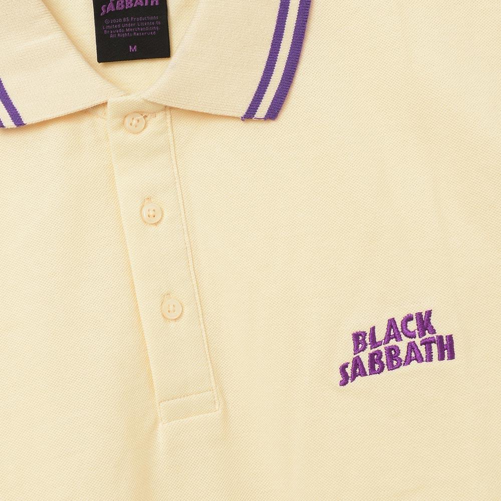 BLACK SABBATH ブラックサバス - 【限定】Wavy Logo / シャツ(襟付き) / メンズ 【公式 / オフィシャル】