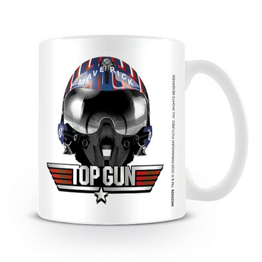 TOP GUN トップガン (日本初公開35周年 ) - Maverick Helmet / マグカップ 【公式 / オフィシャル】