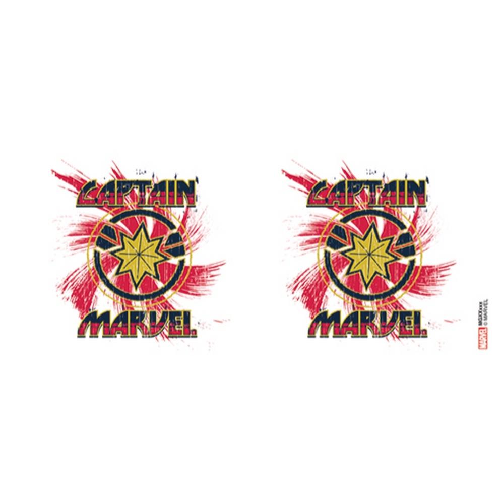 CAPTAIN MARVEL キャプテンマーベル - ROCK RED / マグカップ 【公式 / オフィシャル】