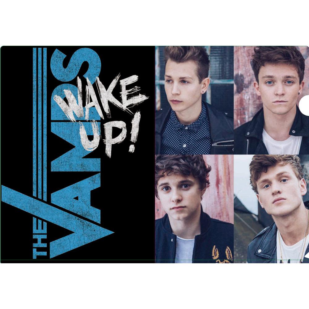 THE VAMPS ザ・ヴァンプス - WAKE UP / クリアファイルセット / 日本限定公式商品 / クリアファイル 【公式 / オフィシャル】