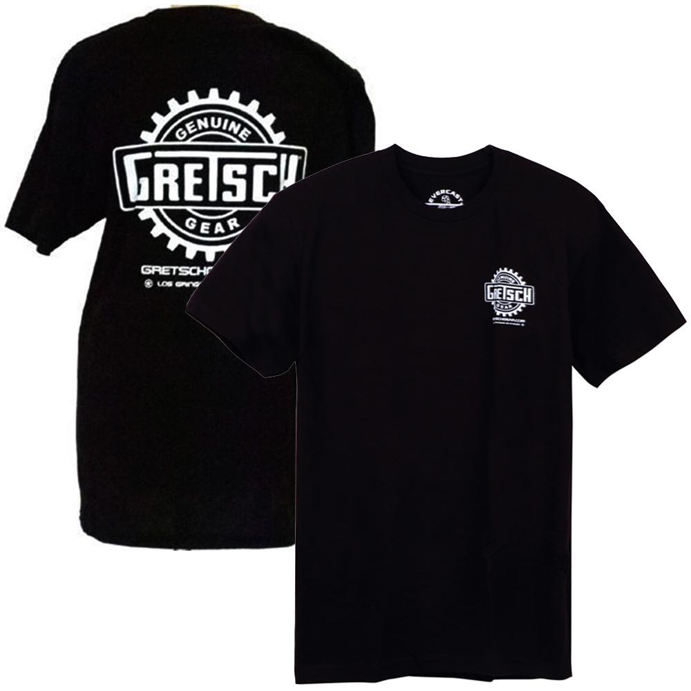 GRETSCH グレッチ - Genuine Gretsch Gear / バックプリントあり / Tシャツ / メンズ 【公式 / オフィシャル】