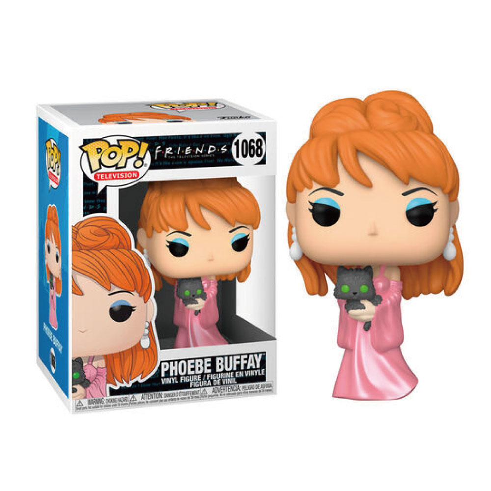 FRIENDS フレンズ - POP TV: Music Video Phoebe / フィギュア・人形 【公式 / オフィシャル】