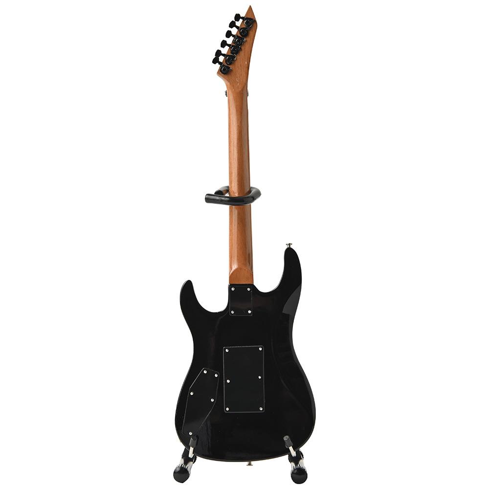 "METALLICA メタリカ (結成40周年 ) - Kirk Hammett ""Joker Surfs Up"" Miniature Guitar Replica Collectible / ミニチュア楽器 【公式 / オフィシャル】"