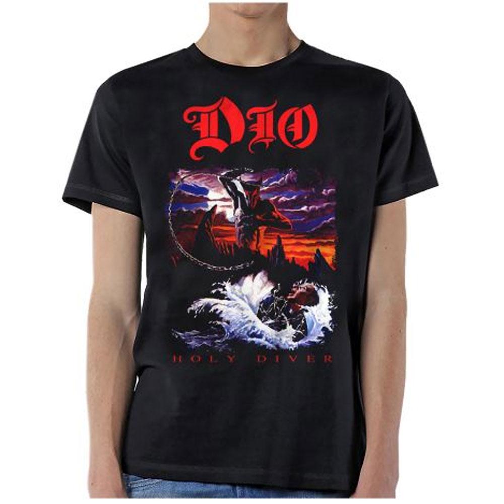 DIO ディオ - HOLY DIVER / Tシャツ / メンズ 【公式 / オフィシャル】
