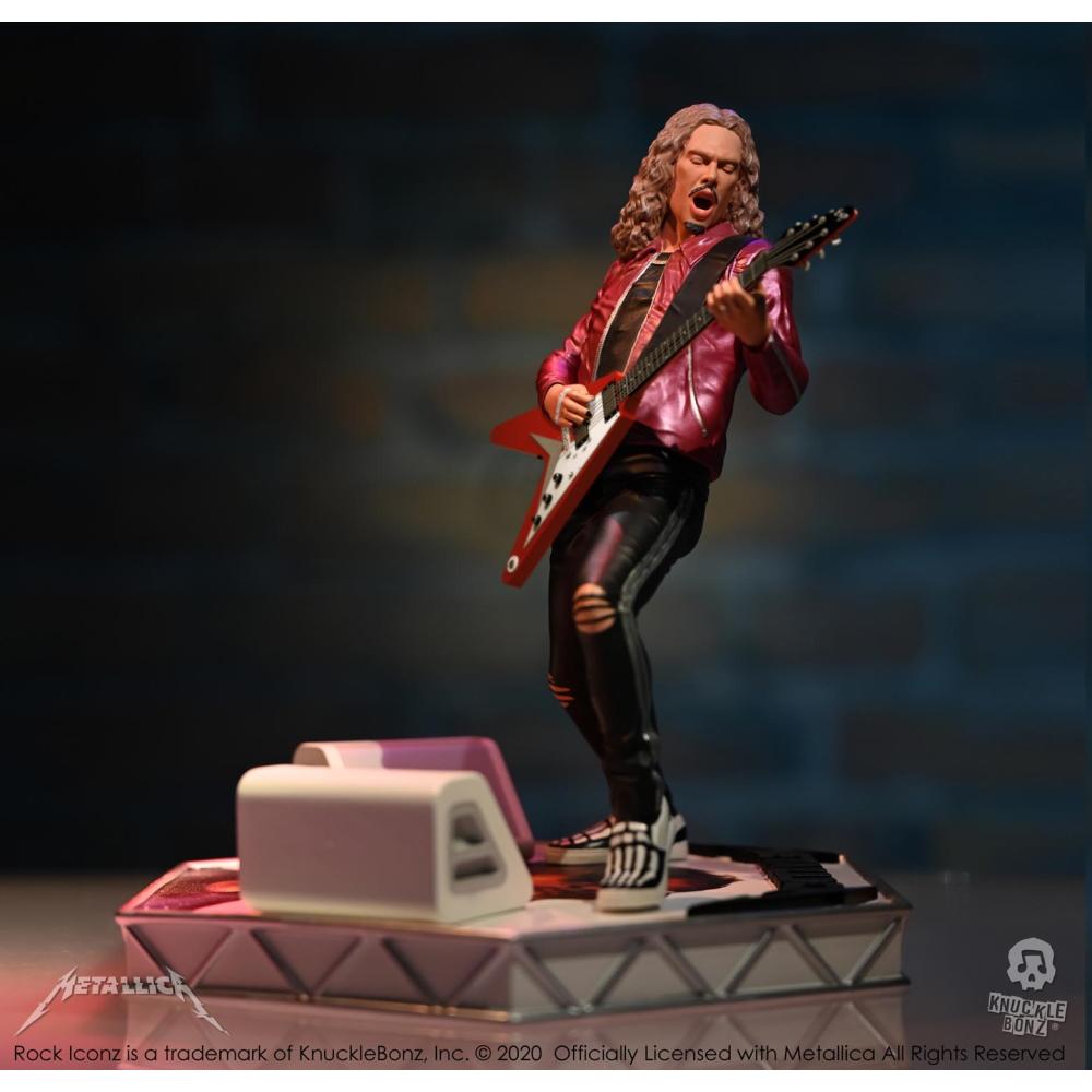 METALLICA メタリカ (結成40周年 ) - Rock Iconz Statue Bundle (Set of 4) / 世界限定3000セット / スタチュー 【公式 / オフィシャル】