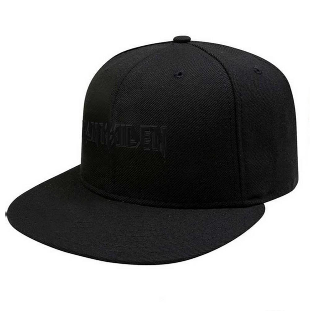 IRON MAIDEN アイアンメイデン - Logo & Trooper / キャップ / メンズ 【公式 / オフィシャル】