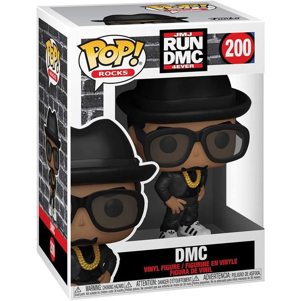 RUN DMC ランディーエムシー (結成40周年 ) - POP Rocks:DMC / フィギュア・人形 【公式 / オフィシャル】