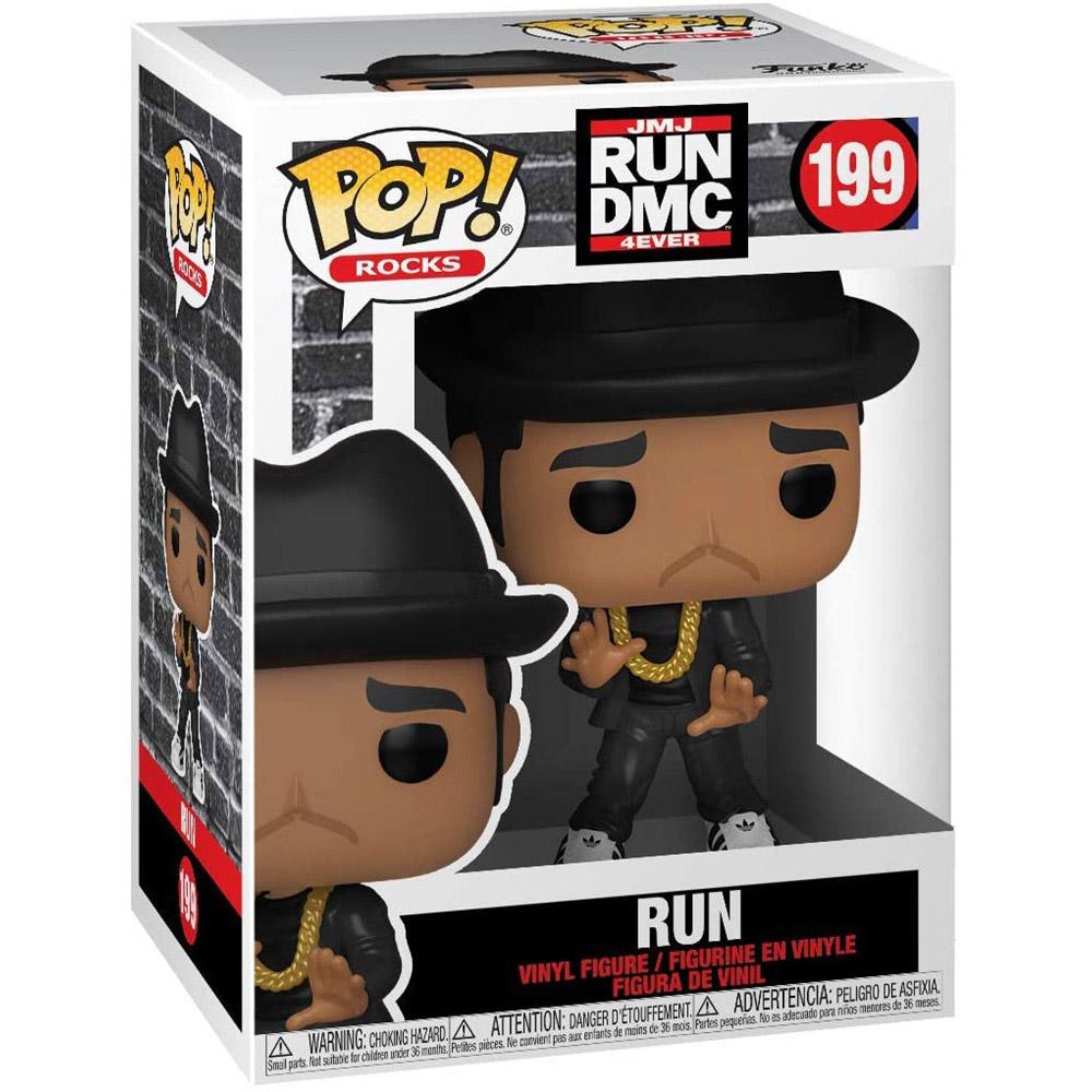RUN DMC ランディーエムシー (結成40周年 ) - POP Rocks:RUN / フィギュア・人形 【公式 / オフィシャル】